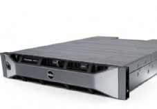 "Dell PowerVault MD3220 SAS Storage Array 24 x 300GB 10K 2.5"" SFF SAS DAS Direct Attached Storage - 8 -Hosts -H800 RAID"